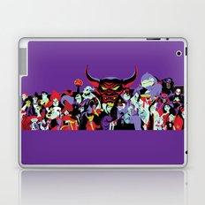 The Villains Laptop & iPad Skin
