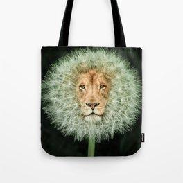 Dan The Lion Tote Bag