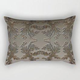 Kabul Ligneous Rectangular Pillow