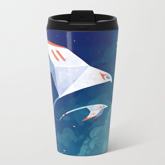 Flyby Metal Travel Mug