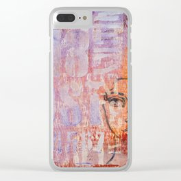 13 LOST Clear iPhone Case