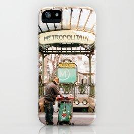 Metropolitan - 35mm film iPhone Case