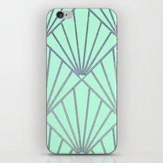 Art Deco Clams iPhone & iPod Skin
