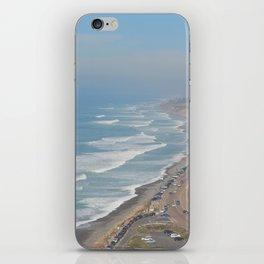 Beach Look iPhone Skin
