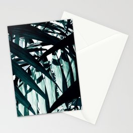 Inside of Palm Trees Stationery Cards