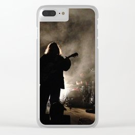 Night Of The Vampire Clear iPhone Case