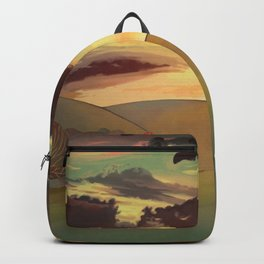 Gold field Backpack