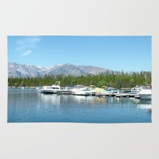 Grand Teton National Park landscape photography  Rug