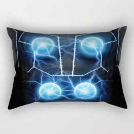 Vikings Thor I Am The Storm Rectangular Pillow