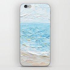 Carolina Blues iPhone & iPod Skin