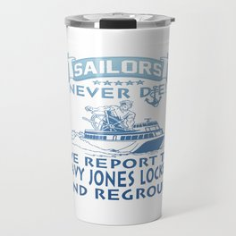 Sailors Travel Mug