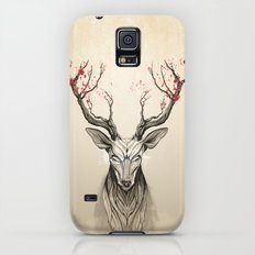 Deer tree Galaxy S5 Slim Case