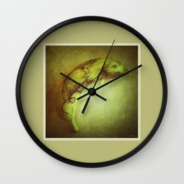 The NeverEnding Story Wall Clock