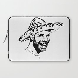 Drake in Sombrero Laptop Sleeve