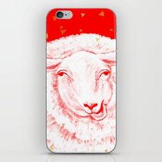 Year of the sheep iPhone & iPod Skin