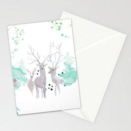 Christmas Landscape Stationery Cards
