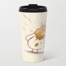 #coffeemonsters 468 Metal Travel Mug