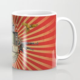 The Revolution Will Not Be Televised! Coffee Mug