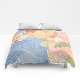 Metro Tom Comforters