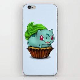 Bulba Cupcake iPhone Skin