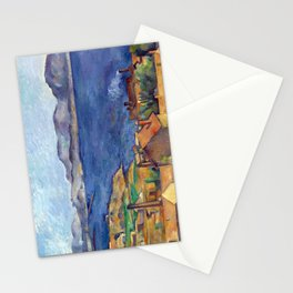 1885 - Paul Cezanne - The Bay of Marseilles, Seen from L'Estaque Stationery Cards