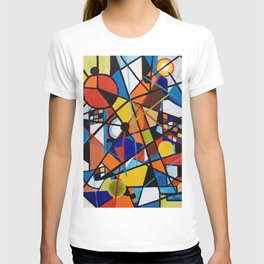 Lines and Circles T-shirt
