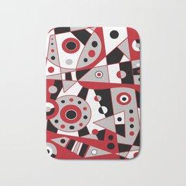 Abstract #953 Bath Mat