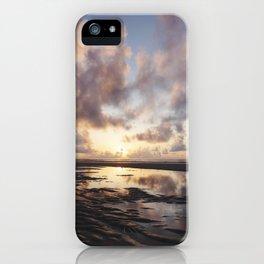 Sunrise Over the Beach 2 iPhone Case