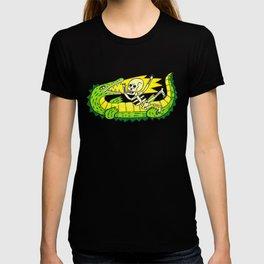 Lucha verde limón T-shirt