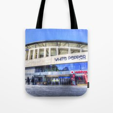 Besiktas JK Stadium Istanbul Tote Bag