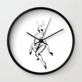 HoneyBunny Wall Clock