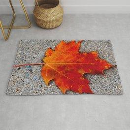 The Maple Leaf Rug