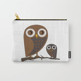 Two Hooters Carry-All Pouch
