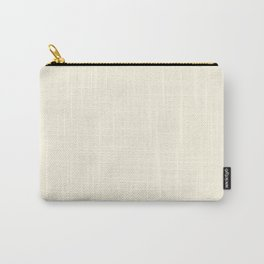 Pratt and Lambert 2019 Dover White 33-6 Solid Color Carry-All Pouch