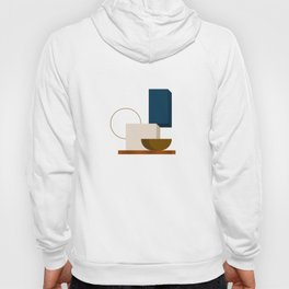Abstrato 01 // Abstract Geometry Minimalist Illustration Hoody