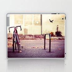 Abandoned bike Laptop & iPad Skin