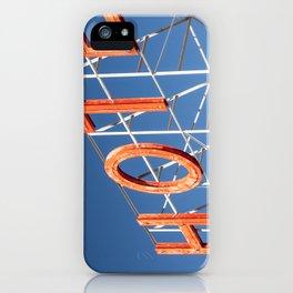 42H iPhone Case