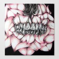 Gum Petals  Canvas Print