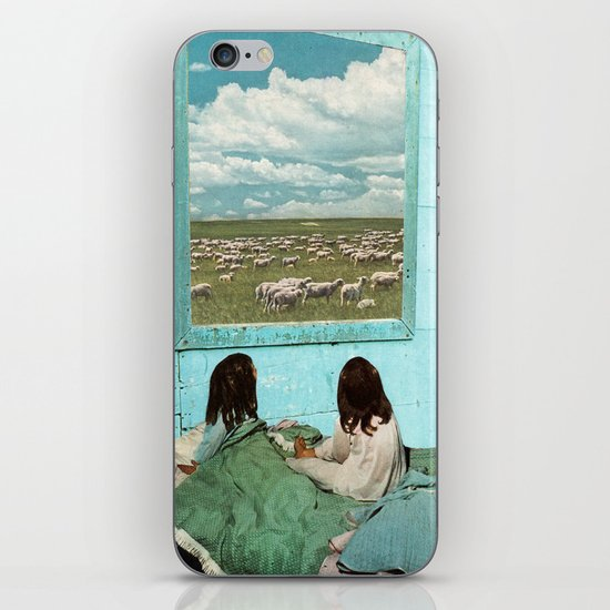 COUNT SHEEP iPhone & iPod Skin