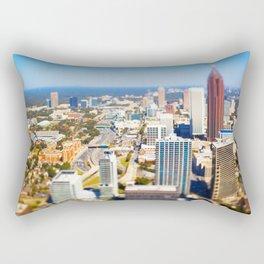Atlanta Downtown Rectangular Pillow