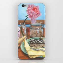 ''Catching Up'' iPhone Skin