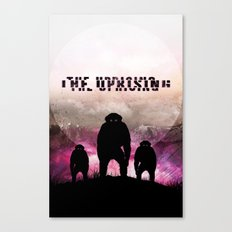 The Uprising Canvas Print