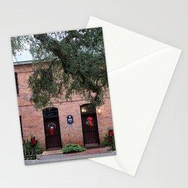 Old  Brunswick County Jail Stationery Cards
