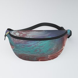 Volcanic Pour Fanny Pack