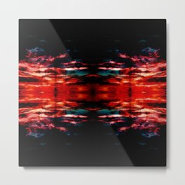 Project 60.90 - Abstract Photomontage Metal Print