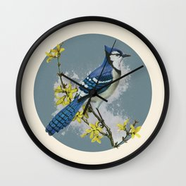 B-001 Wall Clock