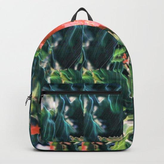 Scattered Floral Backpack