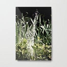 Sprinkler. Metal Print