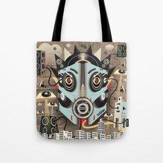 Ubiquity sound Tote Bag