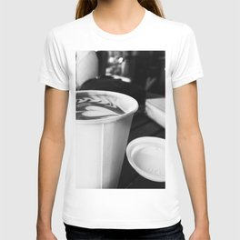 Cups of Coffee T-shirt